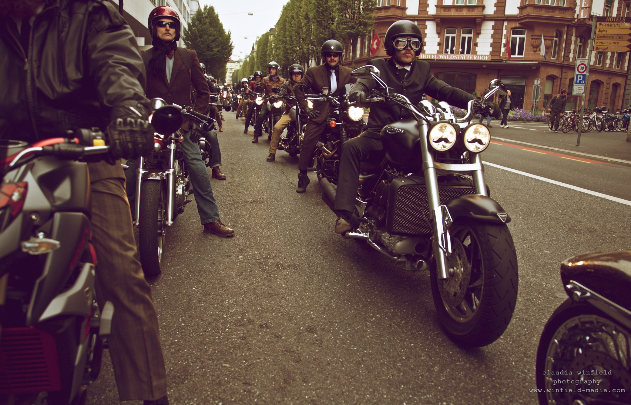 distinguished gentleman's ride 1509