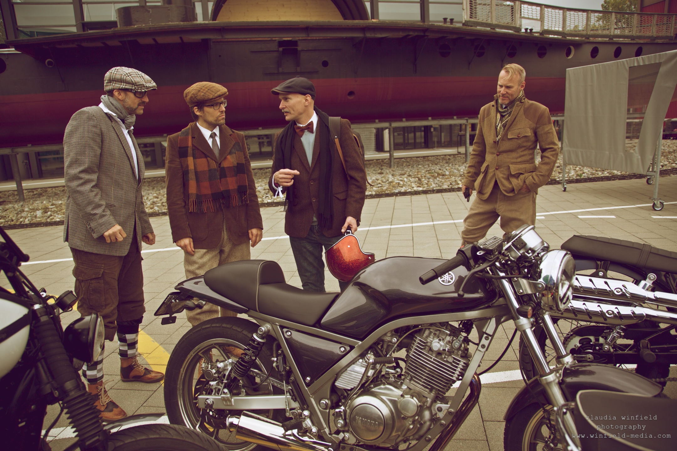 distinguished gentleman's ride 1516