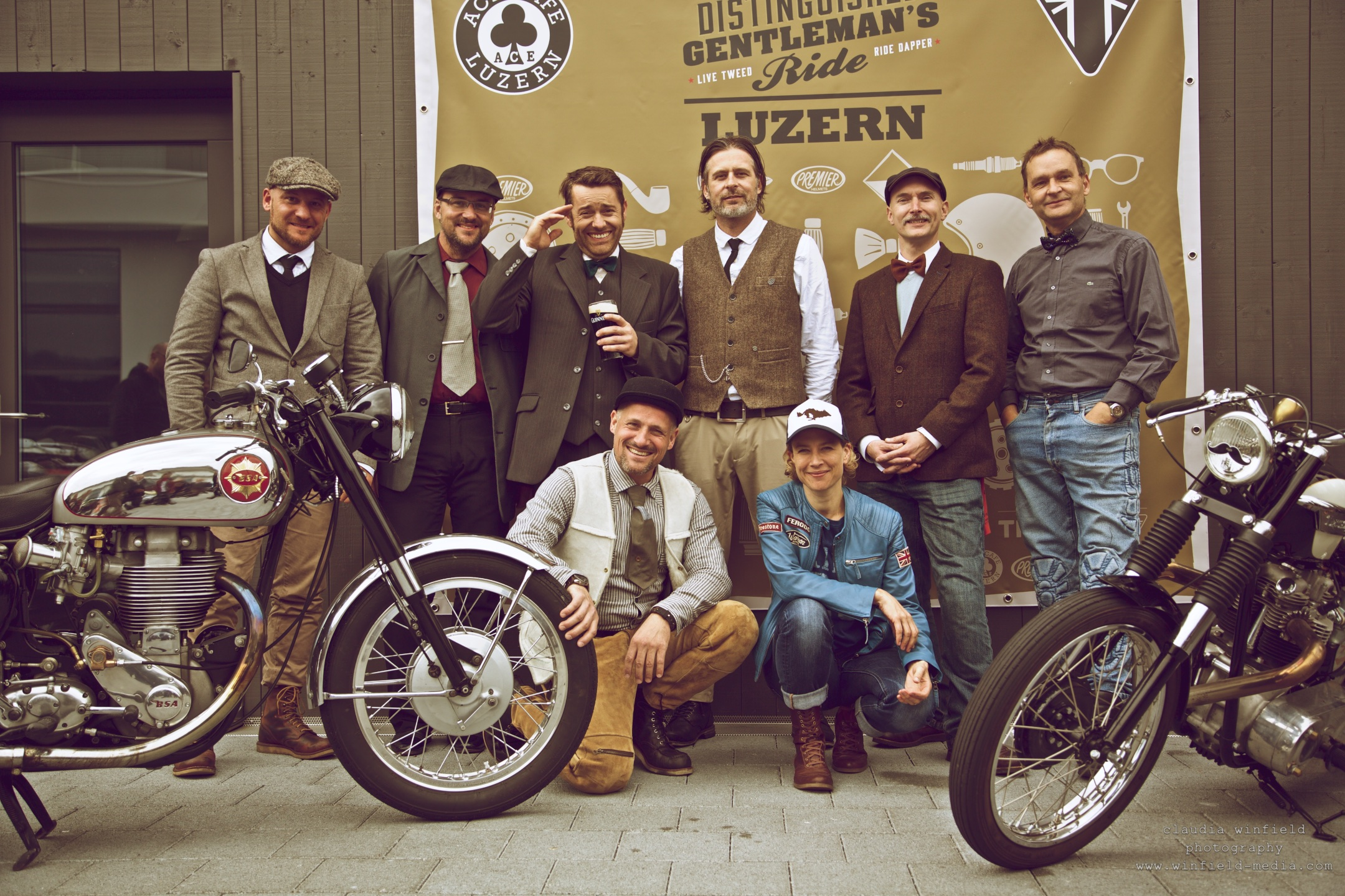 distinguished gentleman's ride 1545